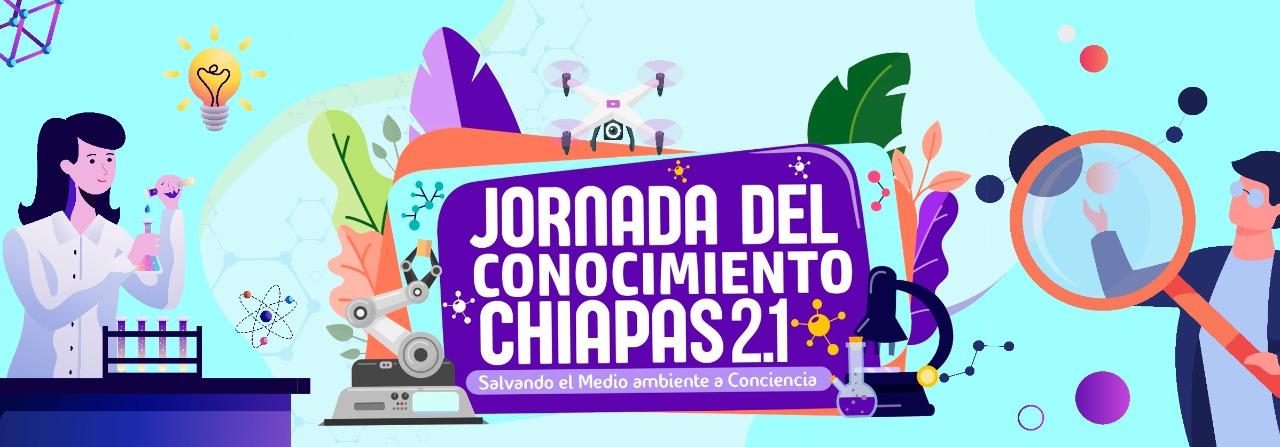 Jornada del Conocimiento Chiapas 2.1