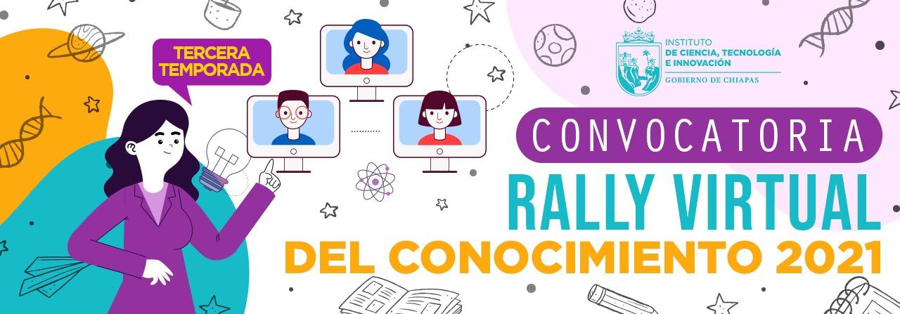 Rally Virtual del Conocimiento 2021